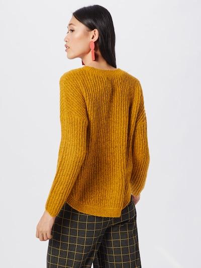 Megztinis 'Bernice' iš ONLY , spalva - geltona: Vaizdas iš galinės pusės