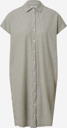 Masai Košeľové šaty 'Odelli' - olivová / šedobiela, Produkt