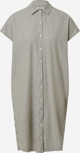Masai Blousejurk 'Odelli' in de kleur Olijfgroen / Offwhite, Productweergave