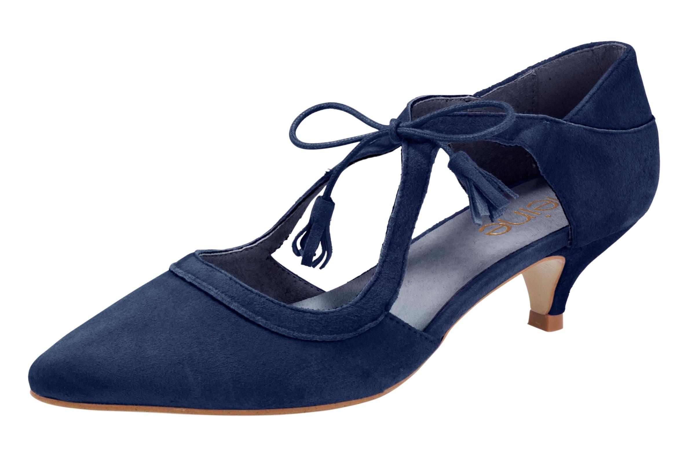 heine Schnürpumps Verschleißfeste billige Schuhe Hohe Qualität