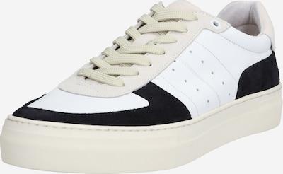 SELECTED HOMME Sneaker in schwarz / weiß, Produktansicht