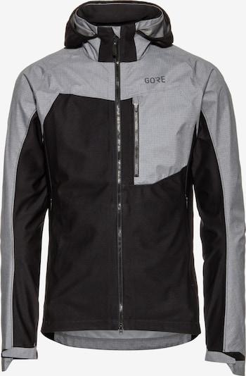 GORE WEAR Funktionsjacke 'C5 GTX INFINIUM™ Hybrid Jacke' in grau / schwarz, Produktansicht
