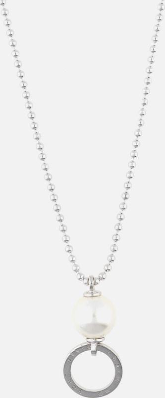 ESPRIT Halskette Pearl ESNL91868A700 mit rundem Anhänger