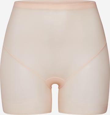 MAGIC Bodyfashion Shaping pant 'Lite Short' in Beige