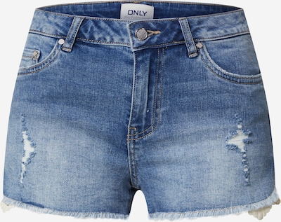 ONLY Shorts 'Carmen' in blue denim, Produktansicht