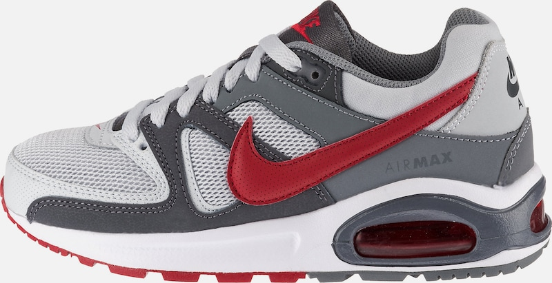Nike Sportswear Sneaker 'Air Max Command Fl' in grau