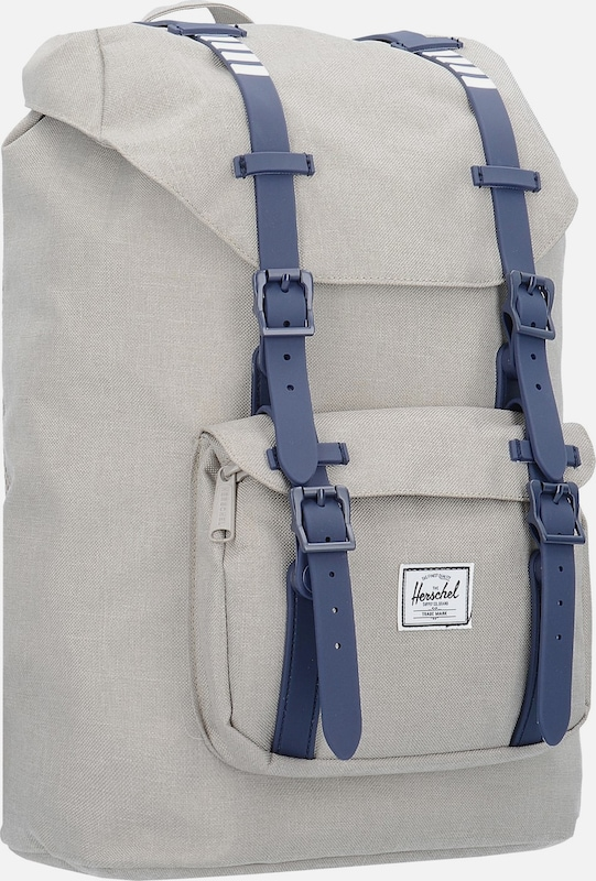 Herschel Backpack With Laptop Compartment Little America 17 I Mid Volume Backpack