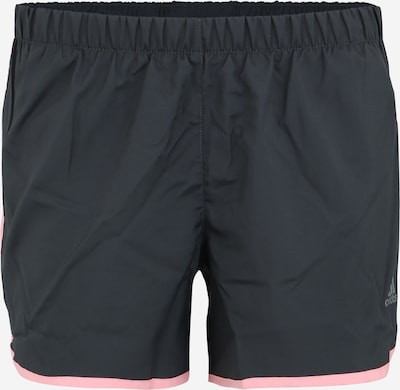 ADIDAS PERFORMANCE Sportshorts 'M20 SHORT' in anthrazit / rosa, Produktansicht