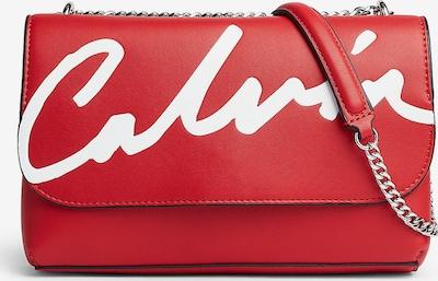 Calvin Klein Umhändetasche in hellrot / weiß, Produktansicht