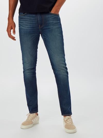 LEVI'S Jean '512™' en bleu denim, Vue avec modèle