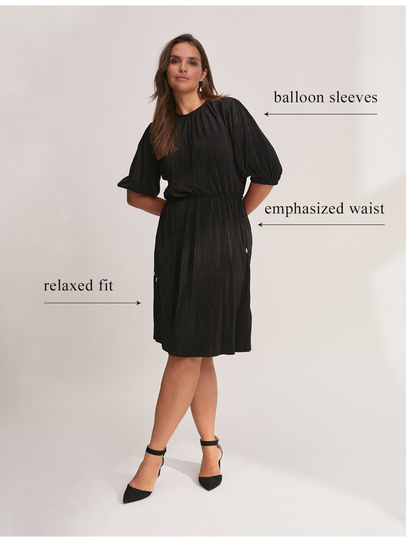 Bodytype: Tall & Curvy Party-Kleider-Guide