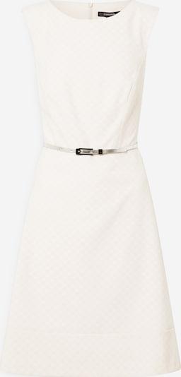 COMMA Robe en blanc, Vue avec produit