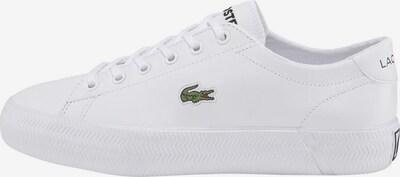 LACOSTE Sneaker in weiß, Produktansicht