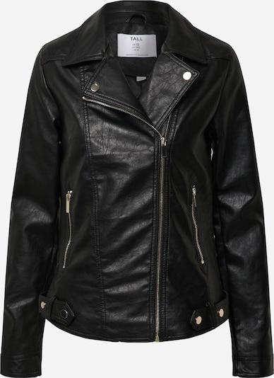 Dorothy Perkins (Tall) Prehodna jakna | črna barva, Prikaz izdelka