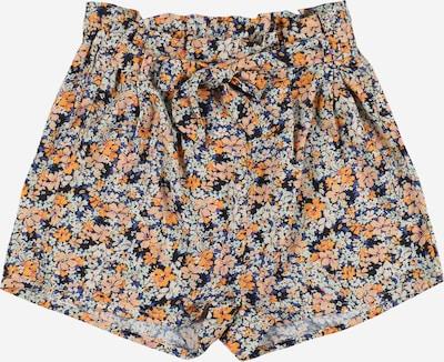 NAME IT Pantalon 'HENRIETTA' en bleu foncé, Vue avec produit