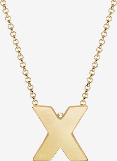ELLI Kette in gold, Produktansicht