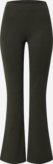 ONLY Pantalon 'Fever' en olive / vert foncé, Vue avec produit