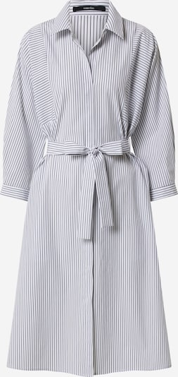 Someday Kleid 'Qlara' in schwarz / wollweiß, Produktansicht
