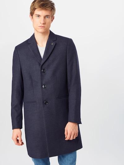 BURTON MENSWEAR LONDON Prechodný kabát 'NAVY FAUX CROMBIE' - námornícka modrá, Model/-ka