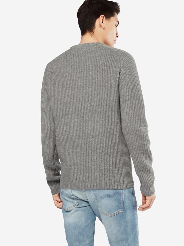 Carhartt WIP Grobstrick-Pullover mit Rippen