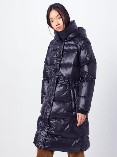 GAP Manteau d'hiver en noir, Vue avec modèle