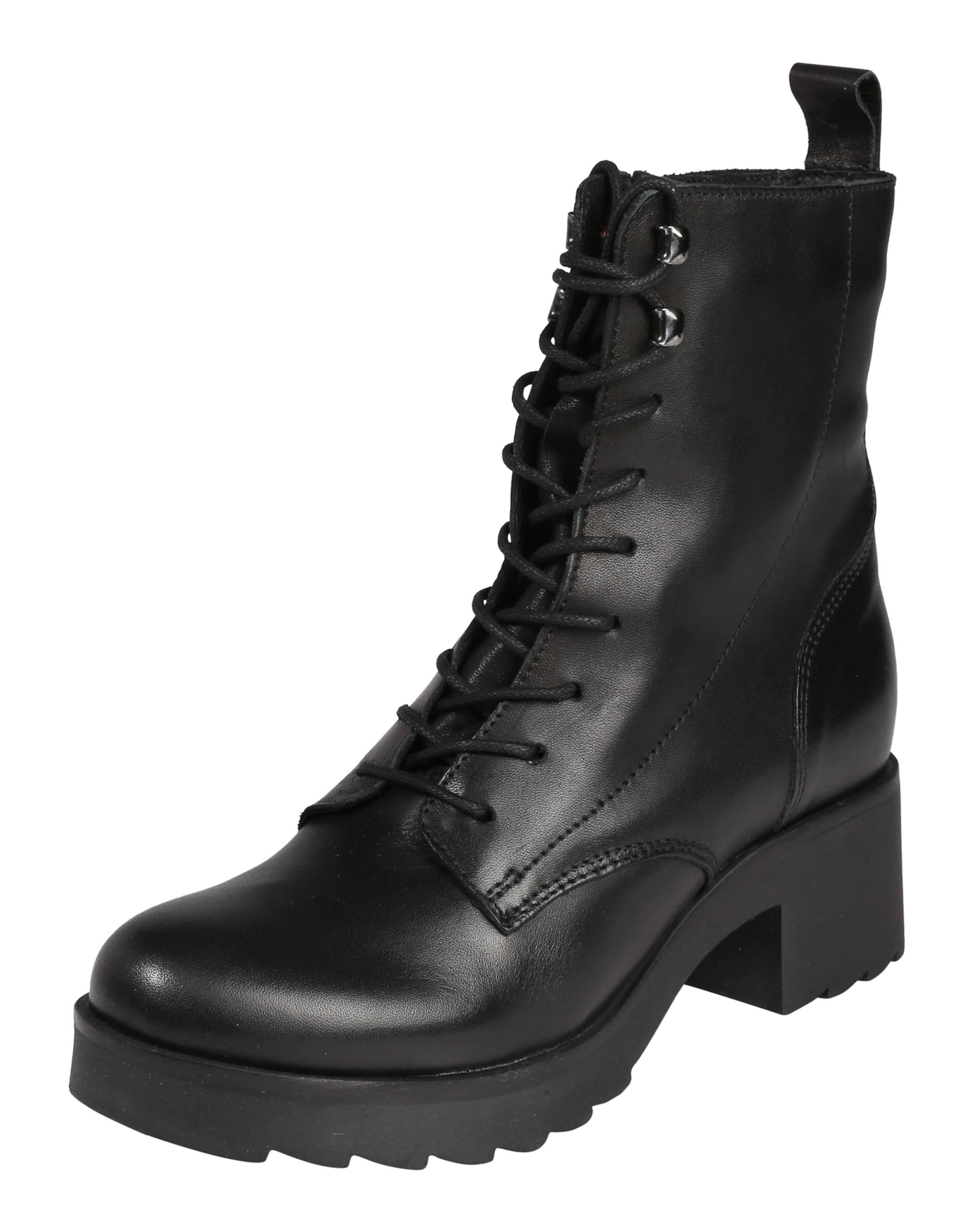 Zign Leder Schnürstiefel Günstige und langlebige Schuhe
