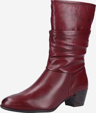 TAMARIS Stiefel in dunkelrot, Produktansicht