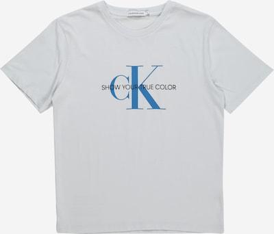 Calvin Klein Jeans Paita 'NATURAL DYE' värissä vaaleansininen, Tuotenäkymä