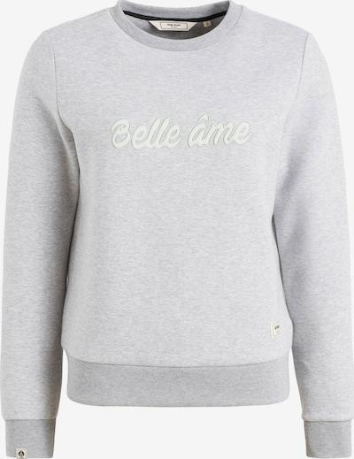 khujo Sweatshirt ' CREOLE ' in grau, Produktansicht