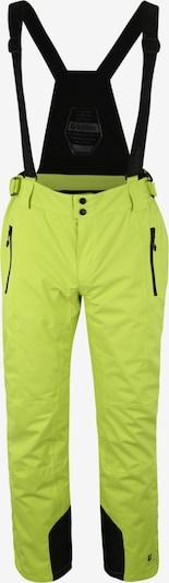 KILLTEC Sportovní kalhoty 'Enosh' - limetková / černá, Produkt