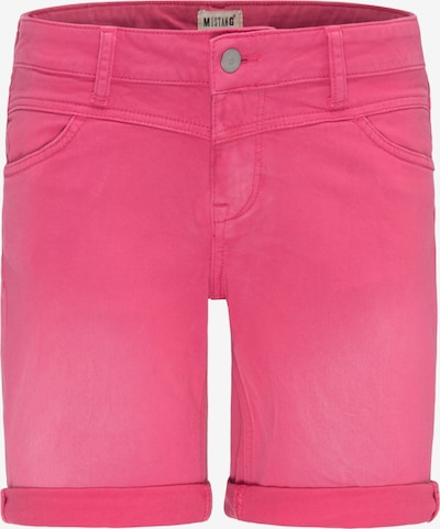 MUSTANG Shorts in pink, Produktansicht