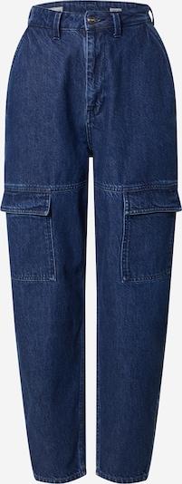 Pepe Jeans Jeans cargo 'Hera' en bleu denim, Vue avec produit