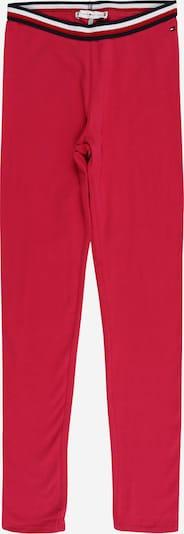 TOMMY HILFIGER Leggings in rot, Produktansicht