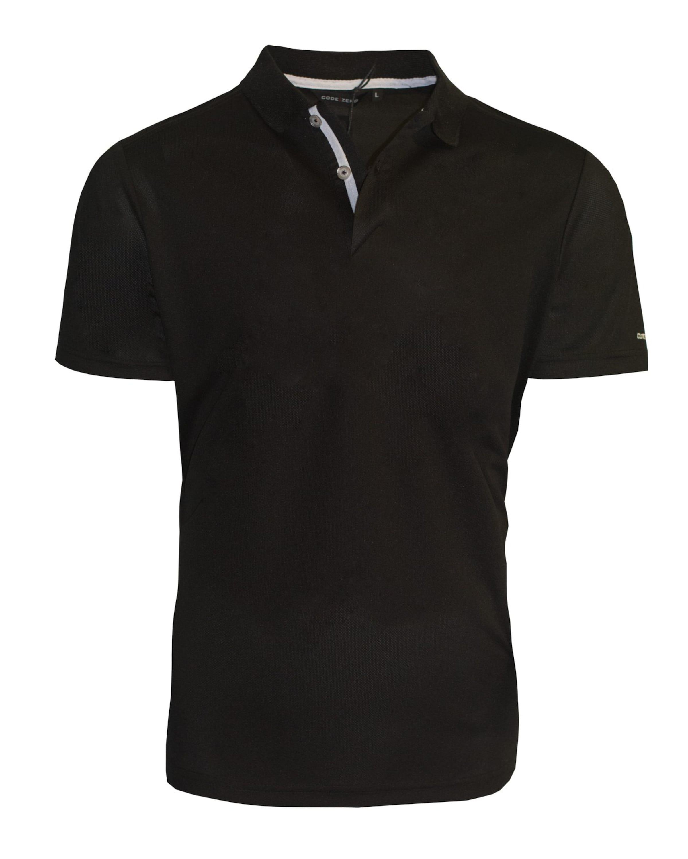 Schwarz zero Poloshirt Code 'jib' In XiPuZk