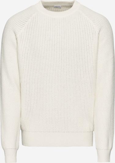 Filippa K Trui 'M. Wave Stitch Sweater' in de kleur Offwhite, Productweergave