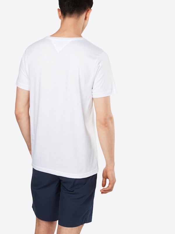TOMMY HILFIGER T-Shirt 'MULTI LAYERED LOGO GRAPHIC'