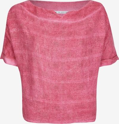 Heimatliebe Shirt in dunkelpink, Produktansicht
