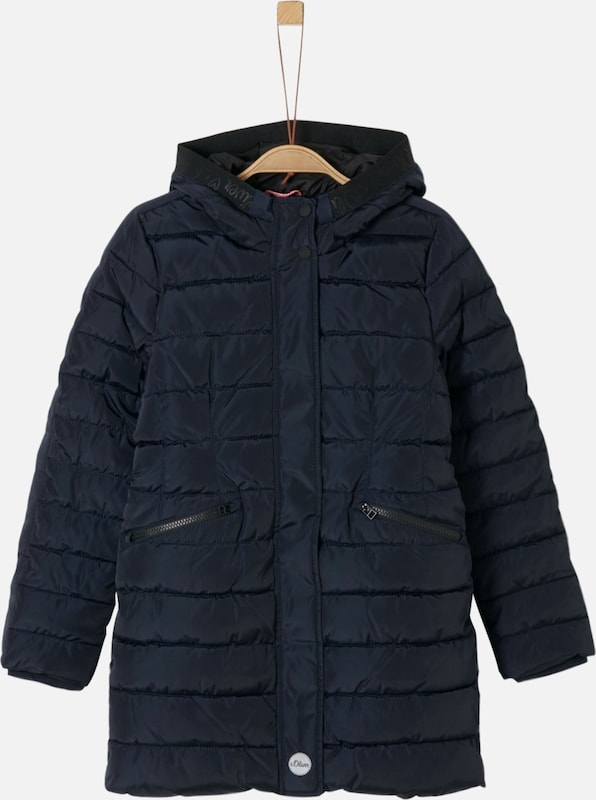 TOMMY HILFIGER Mantel 'RECYCLED EXTRA LONG PUFFER' in