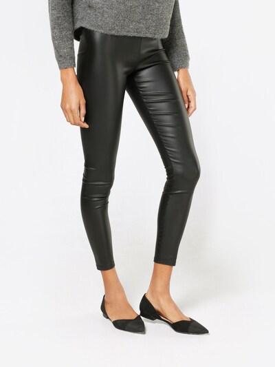 Bardot Leggings 'RAVEN' in schwarz, Modelansicht