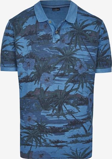 DANIEL HECHTER Shirt in nachtblau, Produktansicht