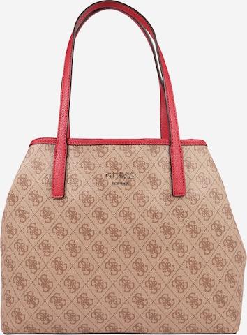 Shopper 'Vikky' di GUESS in marrone