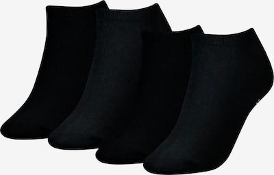 Tommy Hilfiger Underwear Sneakersocken (4 Paar) in schwarz, Produktansicht