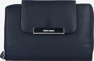 GERRY WEBER Geldbörse 'Vigo' 14,5 cm in Blau