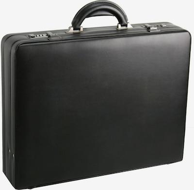 D&N Aktenkoffer 'Tradition' in schwarz, Produktansicht