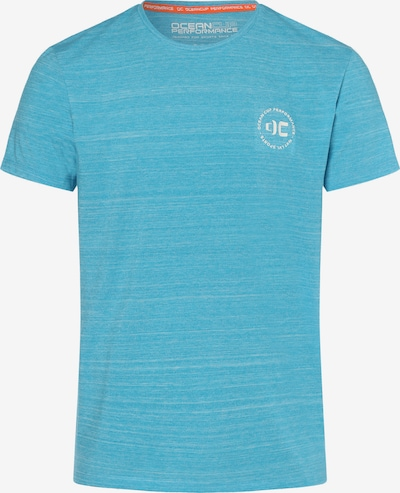 Ocean Cup T-Shirt in blau, Produktansicht