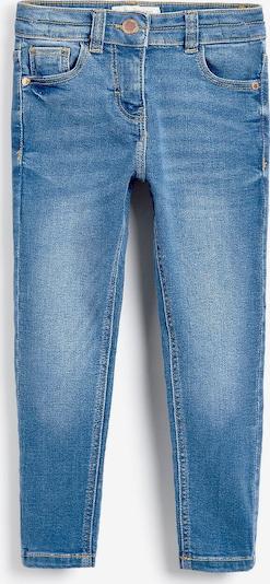 NEXT Jeanshose , Organic Cotton in blau, Produktansicht