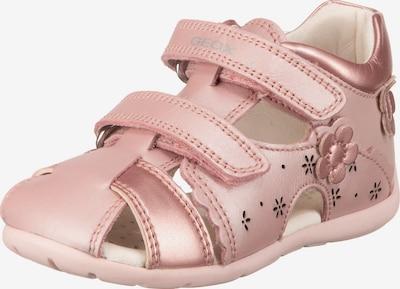 GEOX Lauflernsandale in rosa, Produktansicht