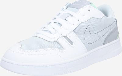 Nike Sportswear Matalavartiset tennarit 'SQUASH-TYPE' värissä vaaleanharmaa / valkoinen, Tuotenäkymä