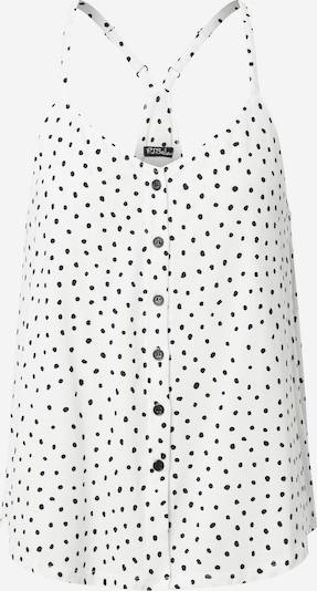 PJ Salvage Camisole 'Modern' in schwarz / offwhite, Produktansicht