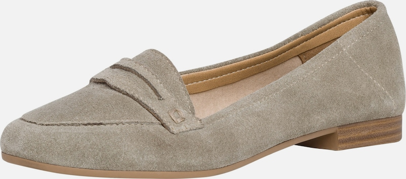 TAMARIS Slipper in khaki, Produktansicht